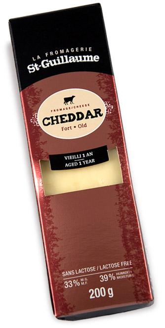 Cheddar vieilli 1 an 200 g*_*Old Cheddar 1 year 200 g*_*Cheddar envejecido 1 año 200 g