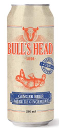 Bière de Gingembre en canettes 250mL*_*Ginger Beer in cans 250 mL*_*Cerveza de Jengibre en Latas 250mL
